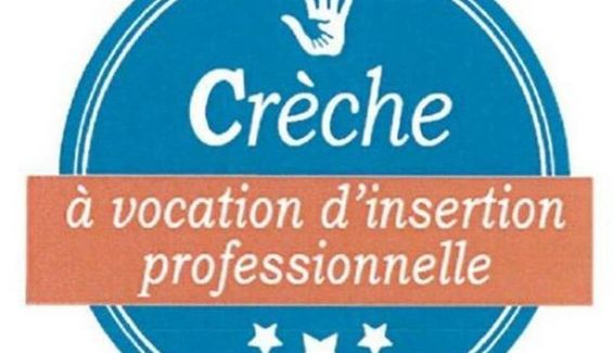 Logo AVIP: crèche à vocation d'insertion professionnelle.